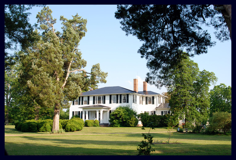 North Bend Plantation - The Main House