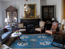 North Bend - Bed & Breakfast - The Living Room