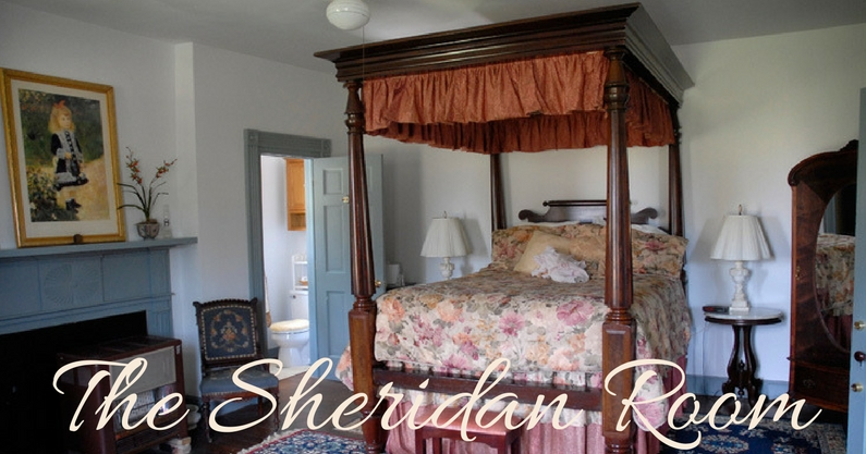North Bend - Bed & Breakfast - The Sheridan Room